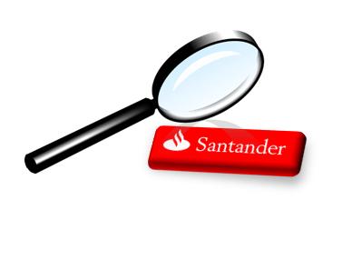 Banco Santander Lupa