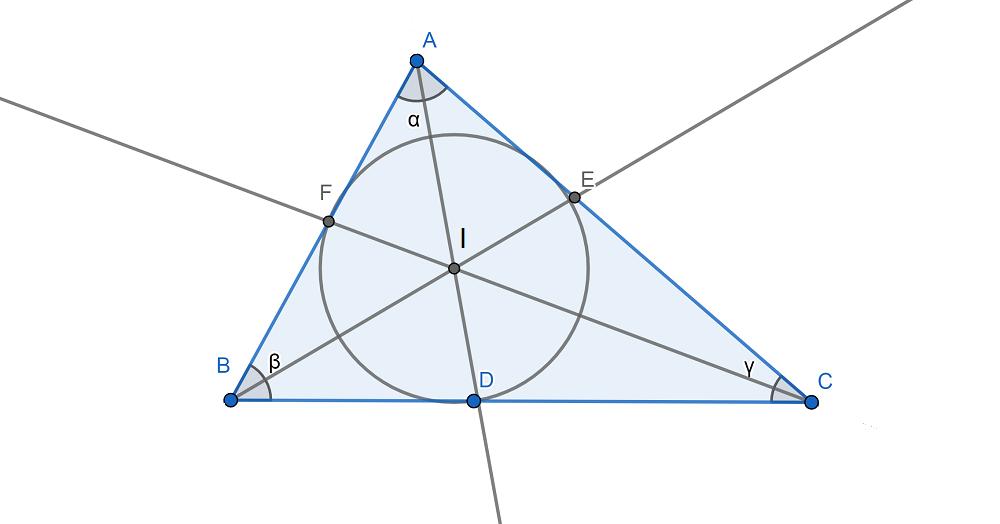 Bisectriz Triángulo 2