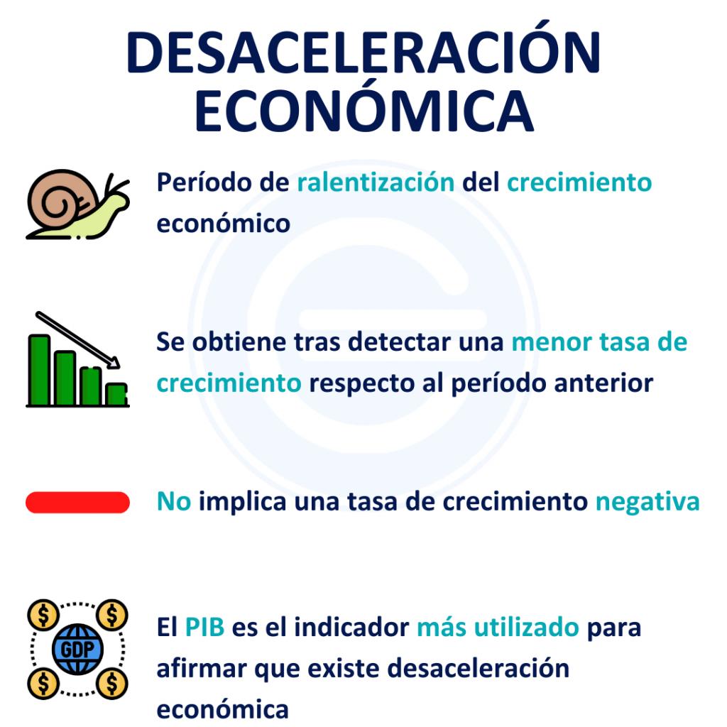 Desaceleración Económica