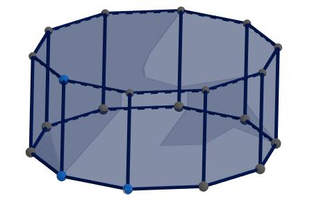 Dodecaedro Irregular