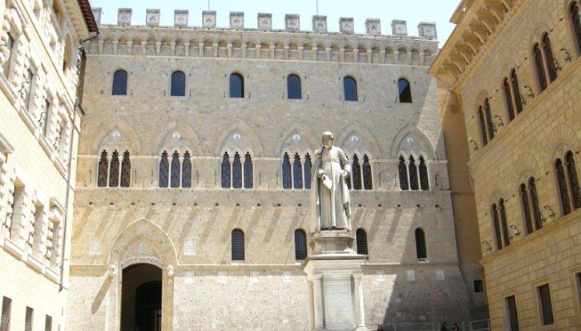 Banca Monte dei Paschi di Siena. Italia