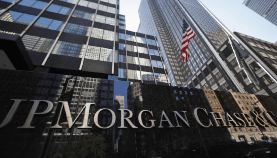 Banco JP Morgan & Chase banco más grande del mundo