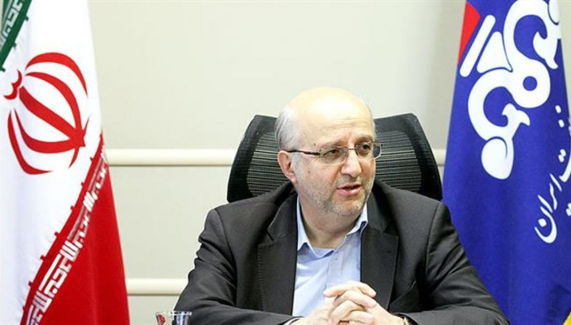 CEO de National Iranian Oil Company Rokneddin Javadi