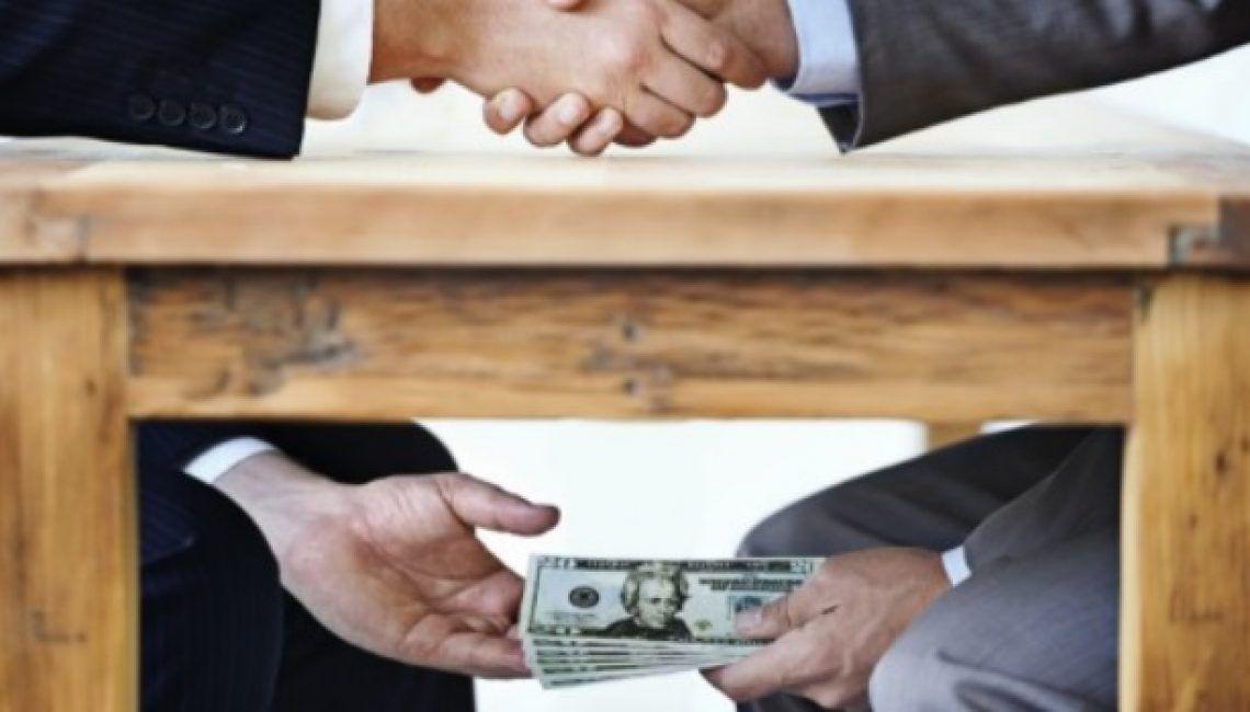 Corrupción económica