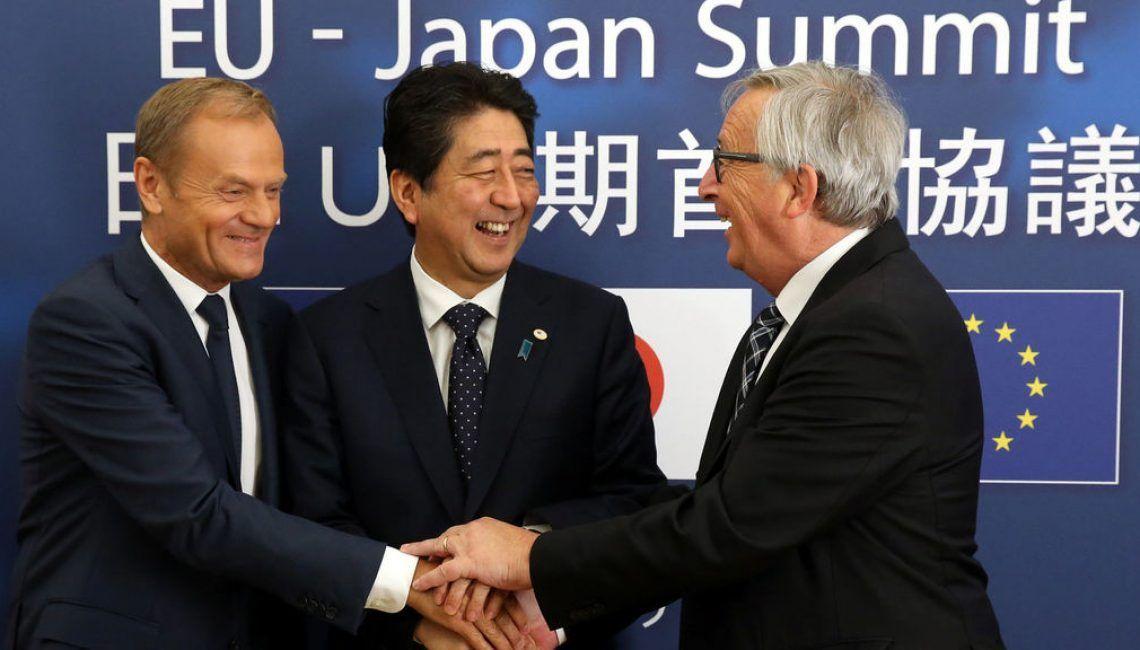 Cumbre G20 Japón y la UE