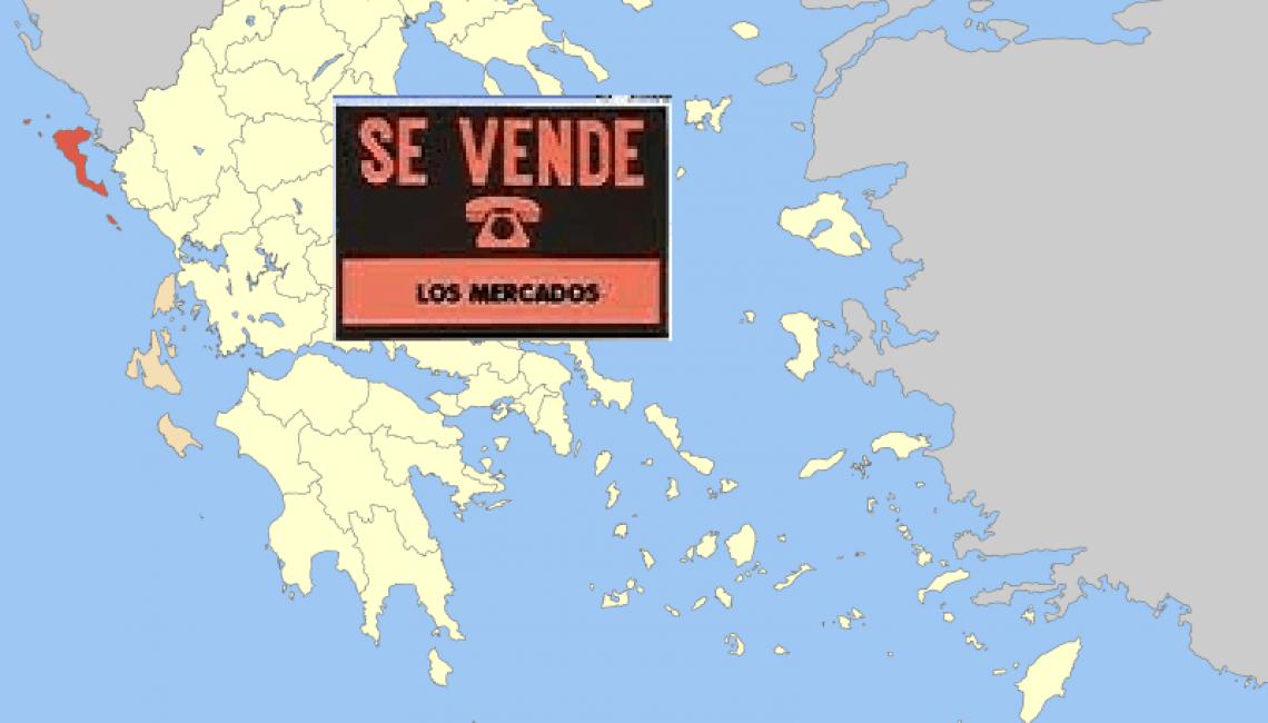 Grecia en venta