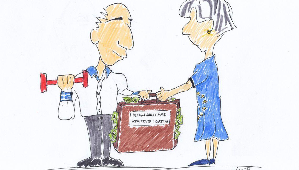 Grecia paga