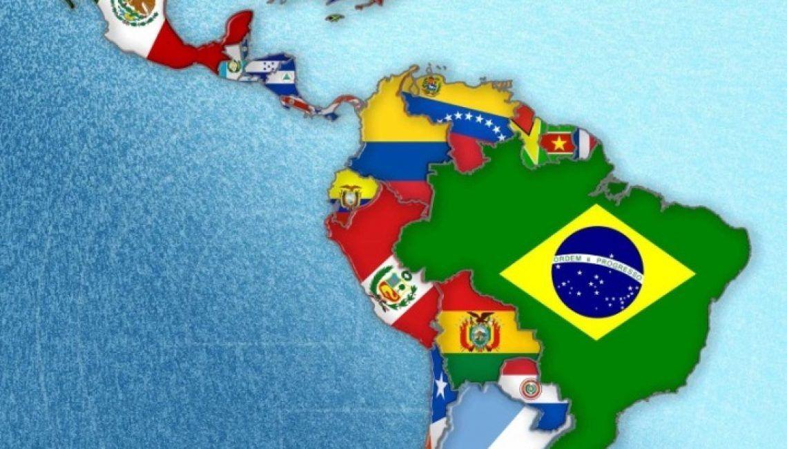 Latinoamérica banderas 2