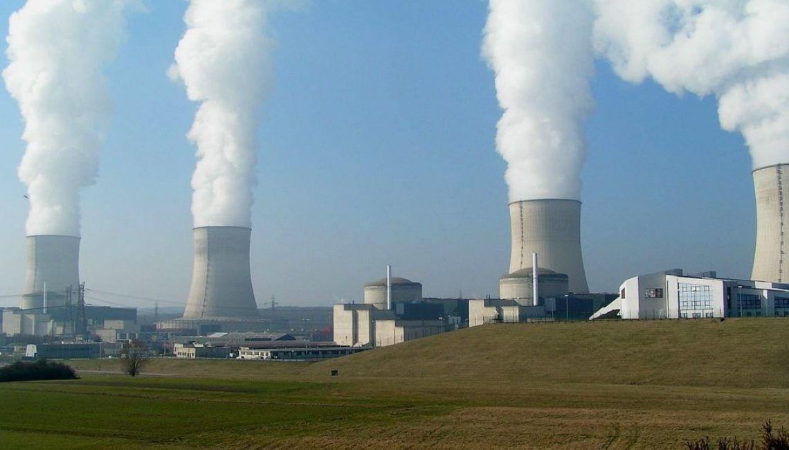 Nuclear Power Plant Cattenom 1024x768