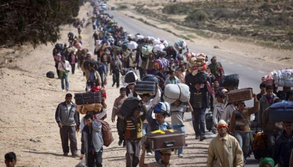 Refugiados inmigración