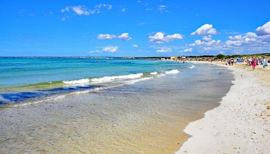 playa es trenc mallorca balearic islands spain sea crystal clear water coast 1198702.jpgd