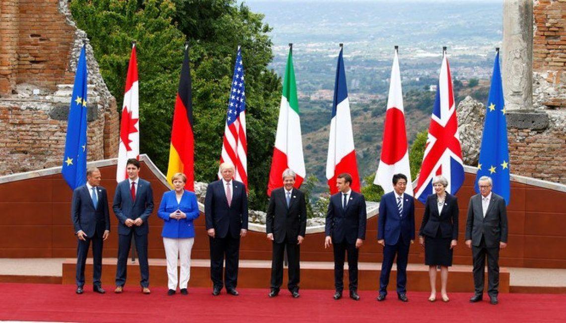 reunión G7 Italia