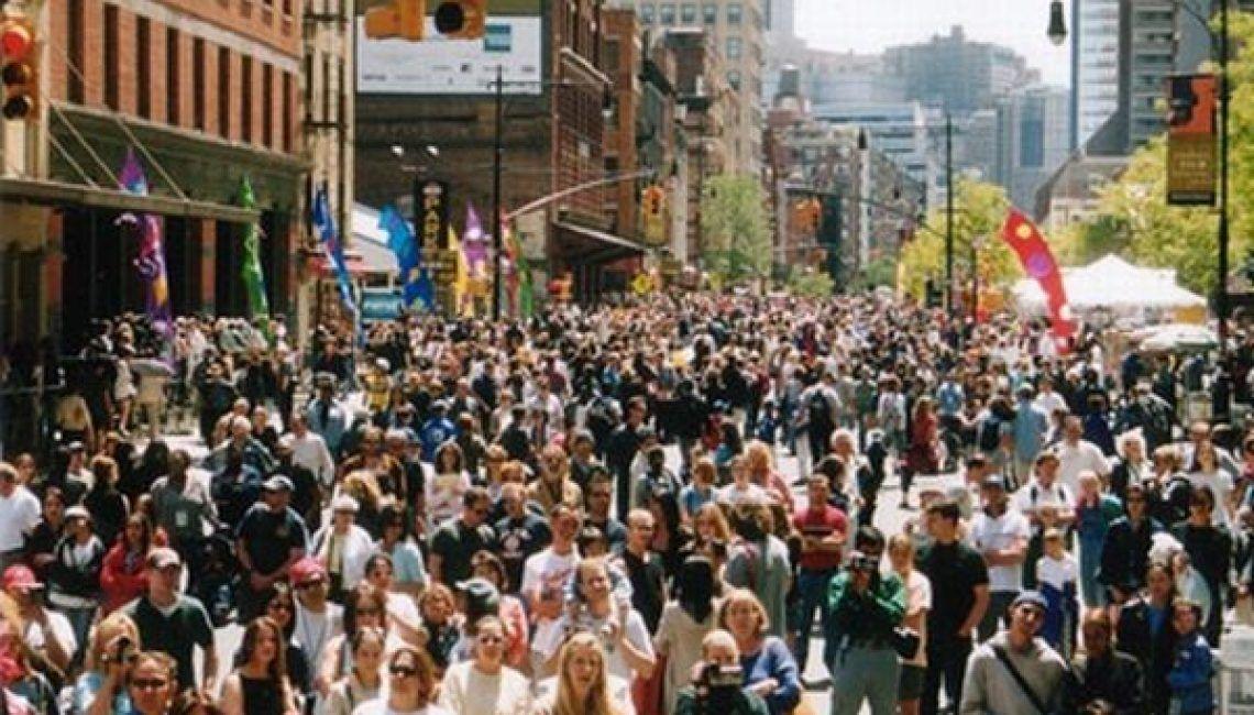 superpoblación mundial