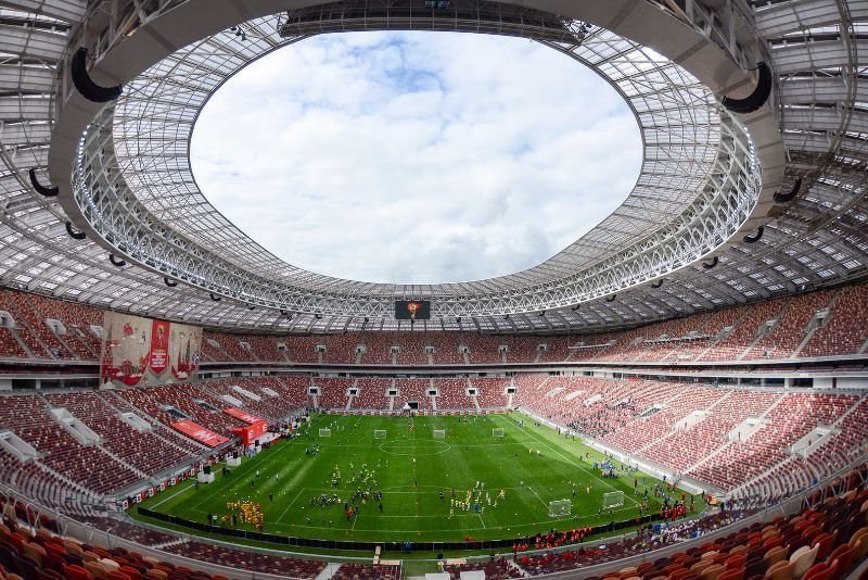 Estadio Rusia