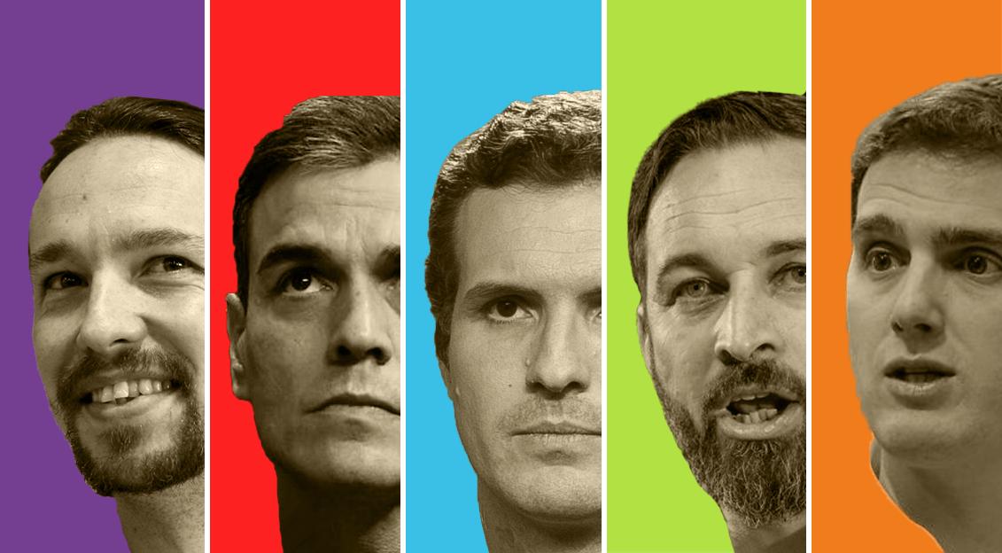 Lideres Politicos España