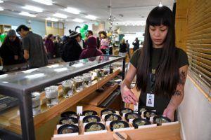 Marihuana En La Bolsa De Valores