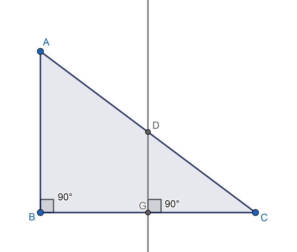 Mediatriz Triangulo