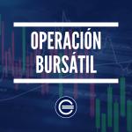 Operación Bursátil