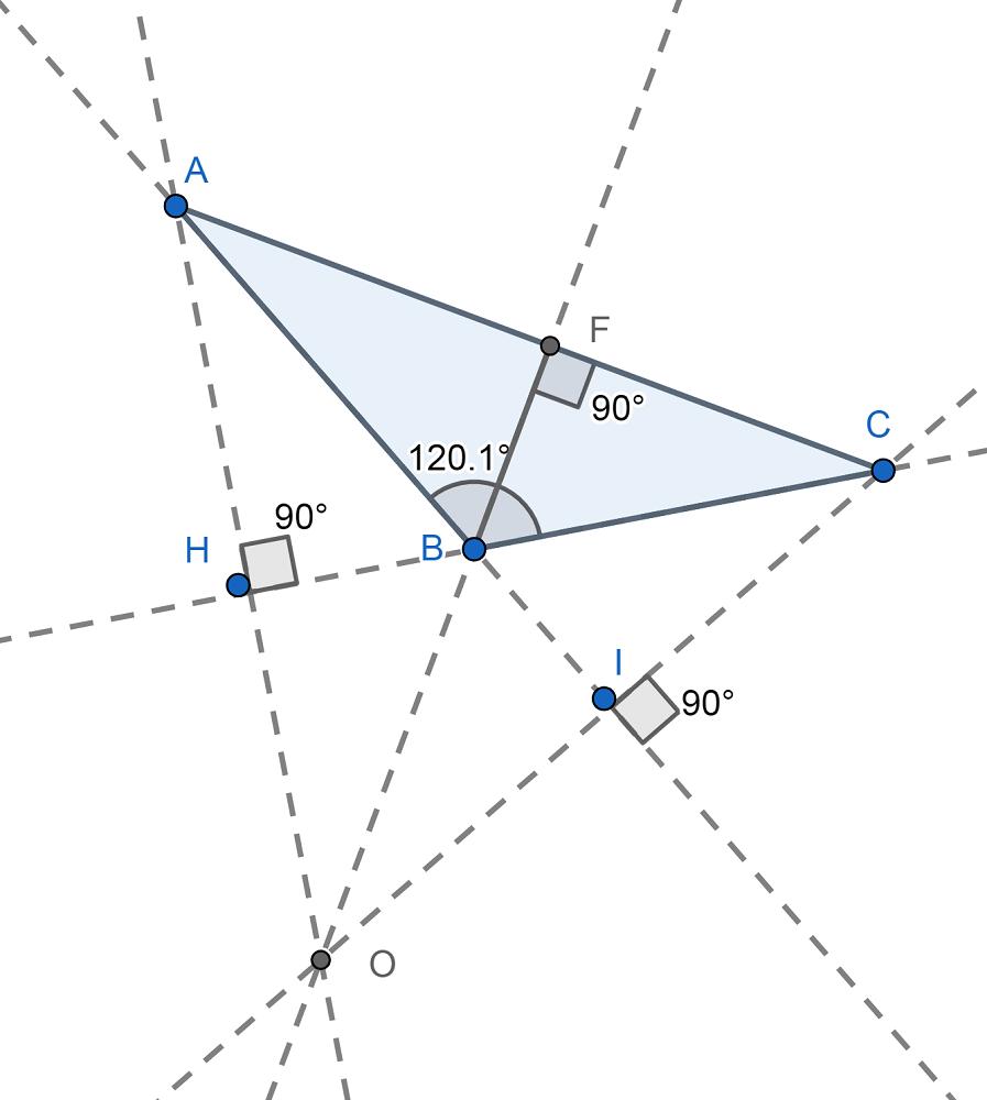Ortocentro Triangulo Obtusangulo 1