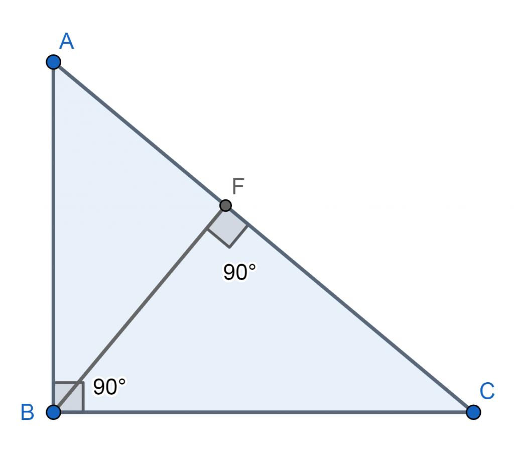 Ortocentro Triangulo Rectangulo