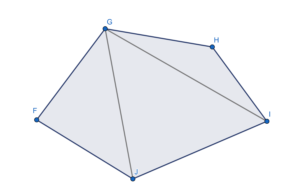Pentagono Irregular