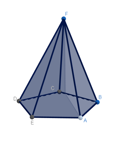Piramida Pentagonal
