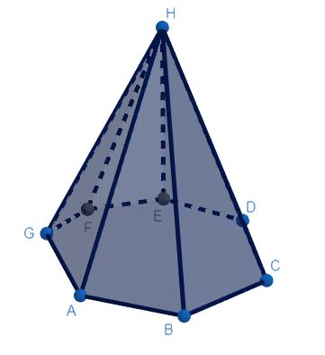 Piramide Heptgonal