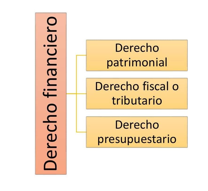 Derecho financiero y cuerpos jurídicos