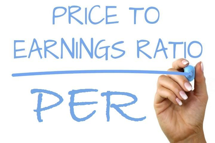price to earnings ratio PER