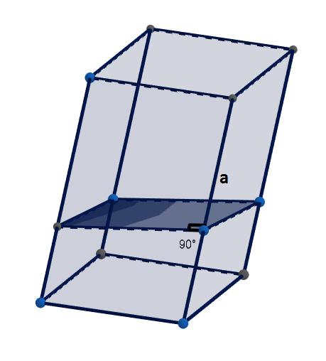 Prisma Cuadrangular Oblicuo 1
