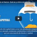Ratio De Capital De Un Banco