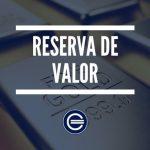 Reserva De Valor