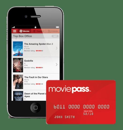 Tarifa Plana Para Ir Al Cine Tarjeta Moviepass