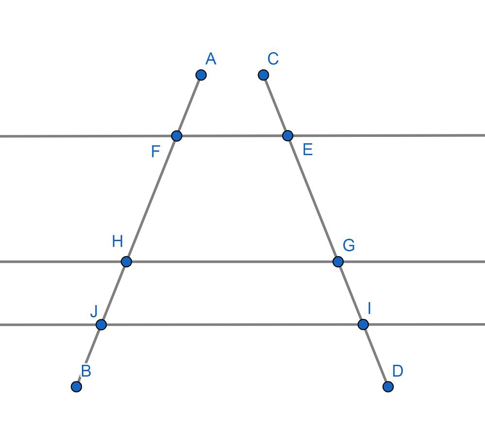 Teorema De Tales Extension