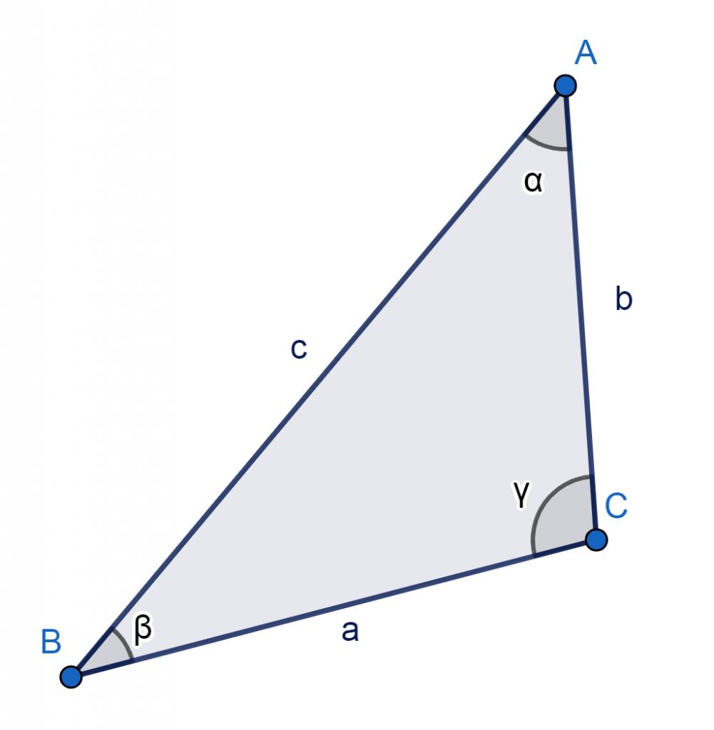 Triangulo Obtusangulo Ejemplo